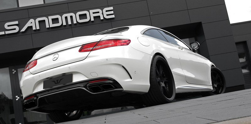 2016 Mercedes-AMG S63 Big Bang by Wheelsandmore High Resolution Exterior - image 697024