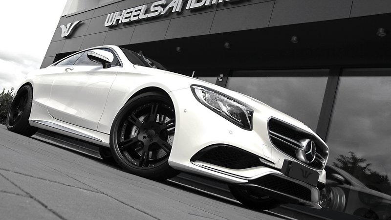 2016 Mercedes-AMG S63 Big Bang by Wheelsandmore