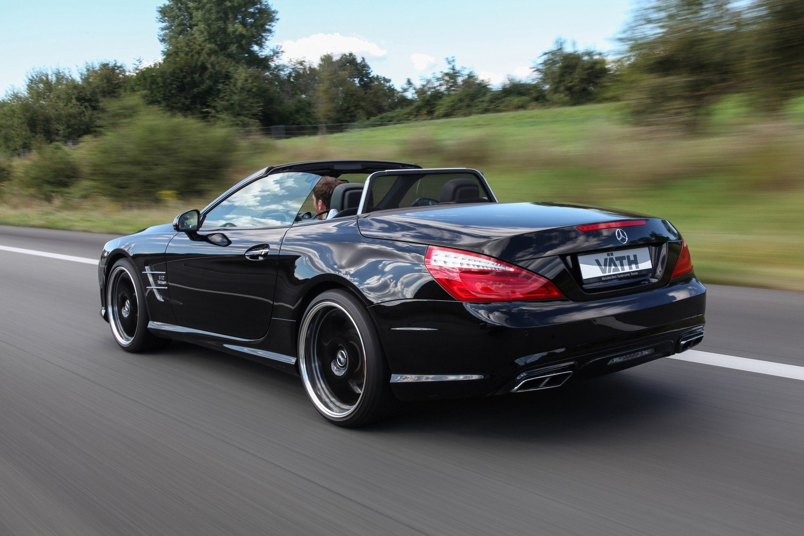 2016 mercedes amg sl 65 by vath picture 696876 car review top speed. Black Bedroom Furniture Sets. Home Design Ideas