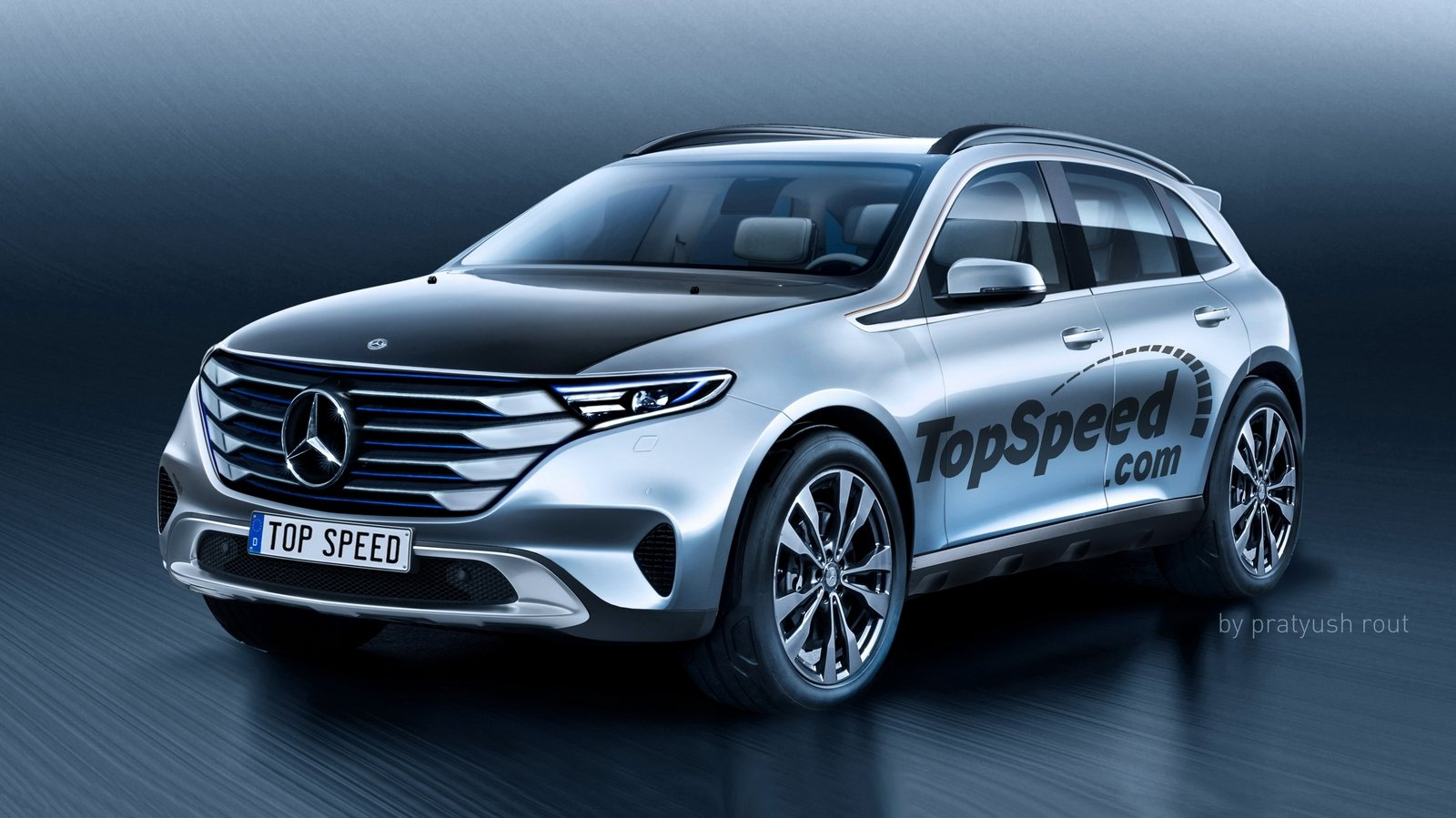 2020 mercedes benz all electric suv review top speed for Mercedes benz all cars