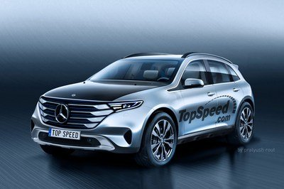 2020 Mercedes-Benz All-Electric SUV - image 697079