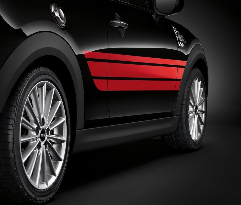 Mini Original Accessories by John Cooper Works Are A Must Have