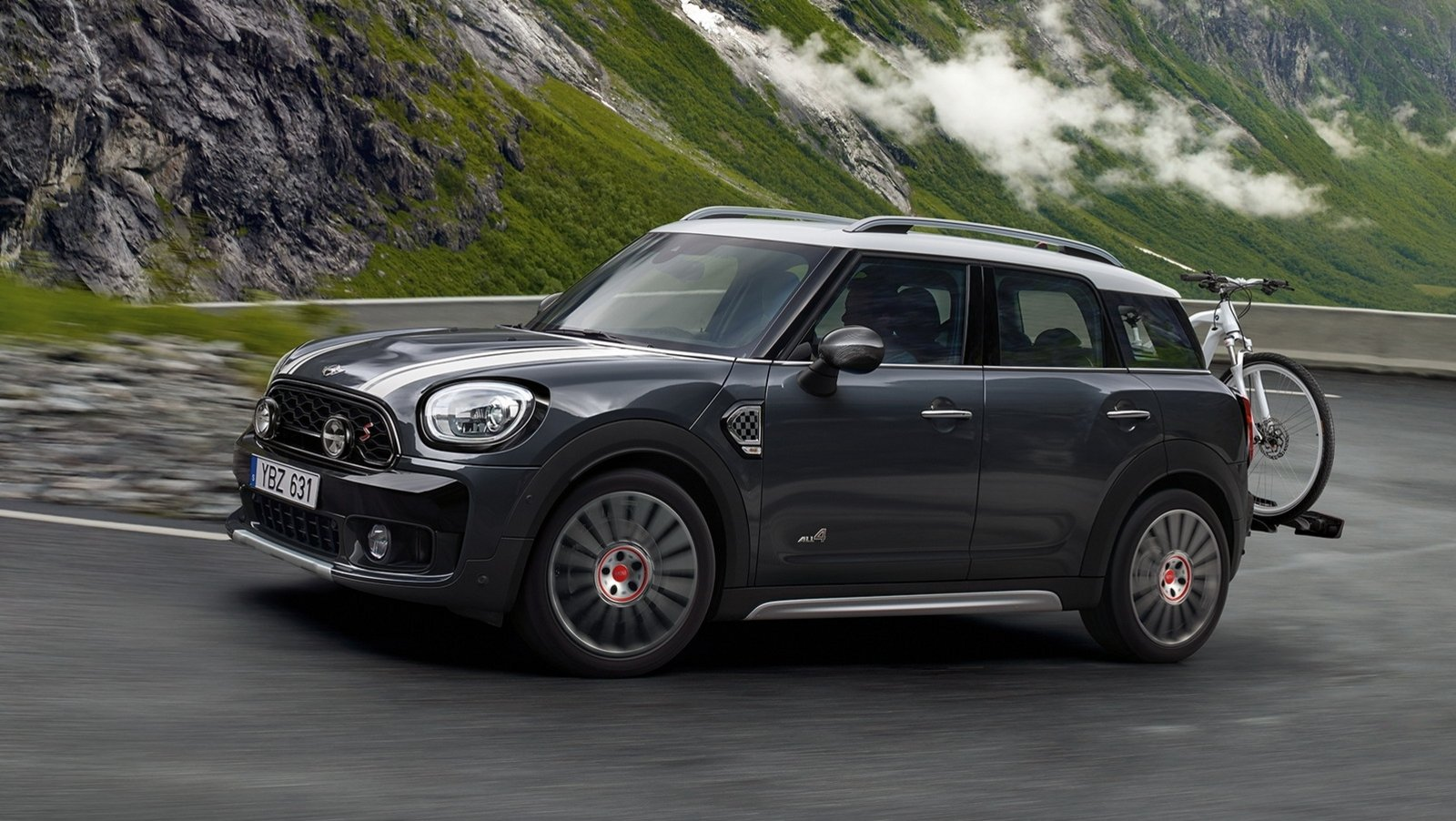 mini original accessories by john cooper works are a must have news top speed. Black Bedroom Furniture Sets. Home Design Ideas
