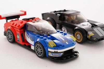 New Lego Set to Include Le Mans-winning GT40 and New GT - image 697311