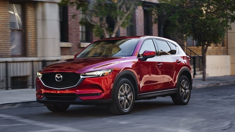 New Mazda CX-5 Brings Diesel Engine to the U.S.