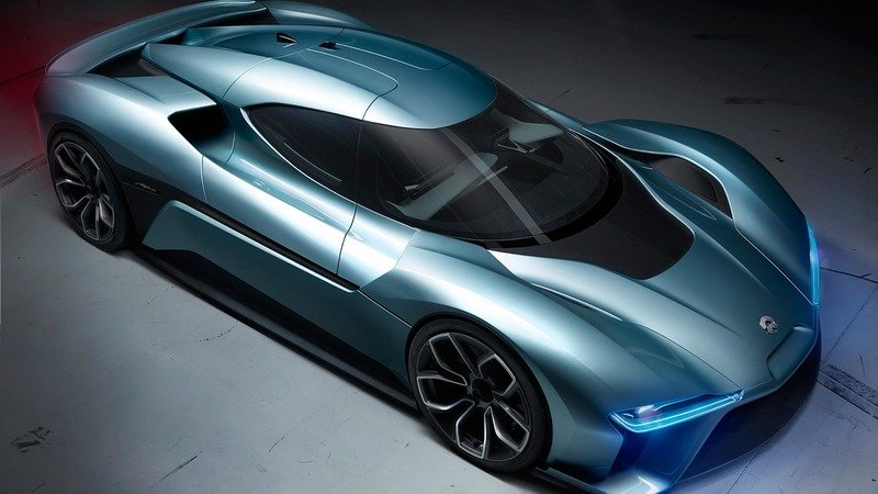 Nio EP9 Sets EV Lap Record At The Nurburgring - image 696789