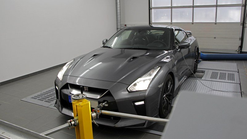 2016 Nissan GT-R by Alpha-N Performance