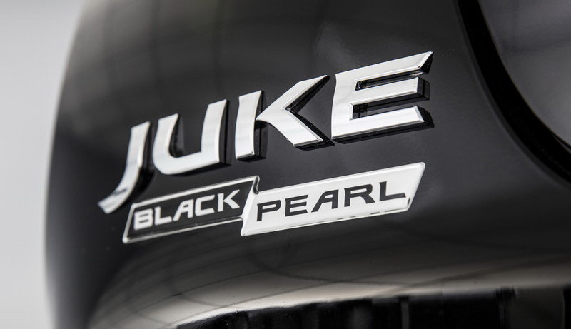 2017 Nissan Juke Black Pearl Edition High Resolution Exterior - image 694823