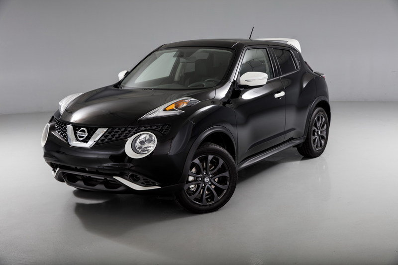 2017 Nissan Juke Black Pearl Edition High Resolution Exterior - image 694813