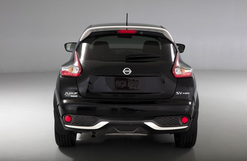 2017 Nissan Juke Black Pearl Edition High Resolution Exterior - image 694816