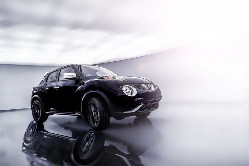 2017 Nissan Juke Black Pearl Edition High Resolution Exterior - image 694812