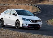 Nissan Sentra Nismo Unveiled at 2016 Los Angeles Auto Show - image 695560