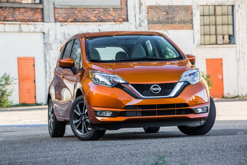 2017 Nissan Versa Note High Resolution Exterior - image 694832