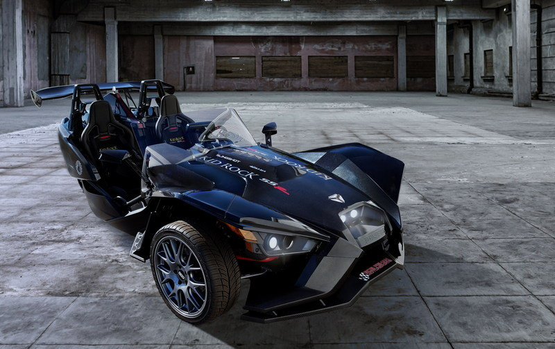 2016 Polaris Slingshot Kid Rock SS-R Concept