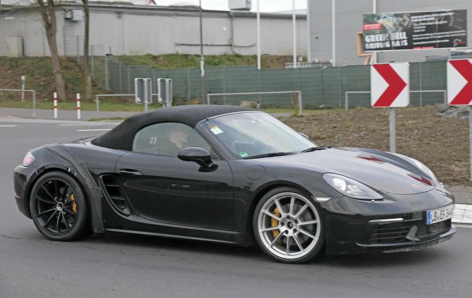 2018 porsche 718 boxster gts picture 696880 car review. Black Bedroom Furniture Sets. Home Design Ideas