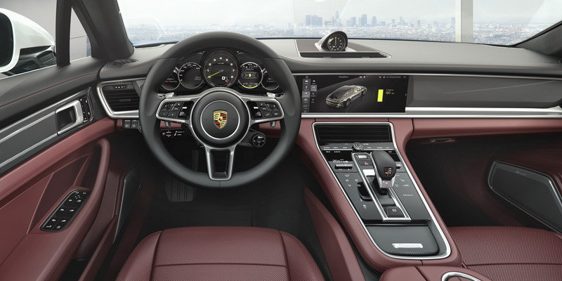 2017 Porsche Panamera Executive High Resolution Interior - image 694802