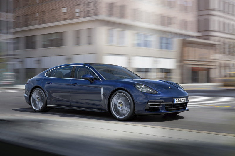 2017 Porsche Panamera Executive High Resolution Exterior - image 694806