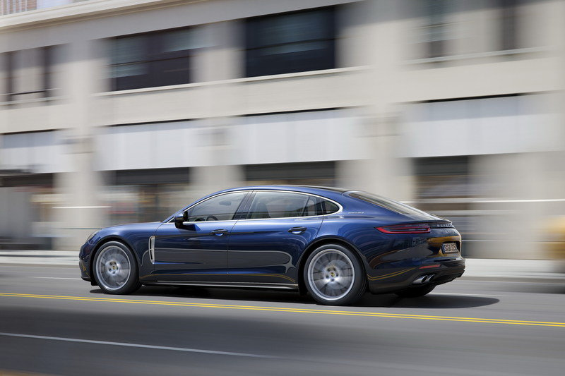 2017 Porsche Panamera Executive High Resolution Exterior - image 694807