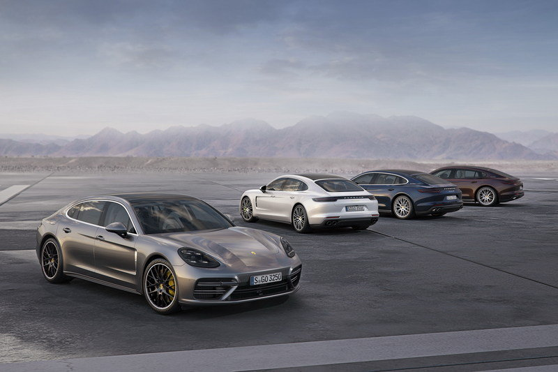 2017 Porsche Panamera Executive High Resolution Exterior - image 694800