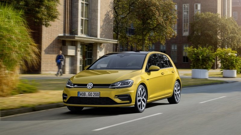 2018 Volkswagen Golf High Resolution Exterior - image 694954