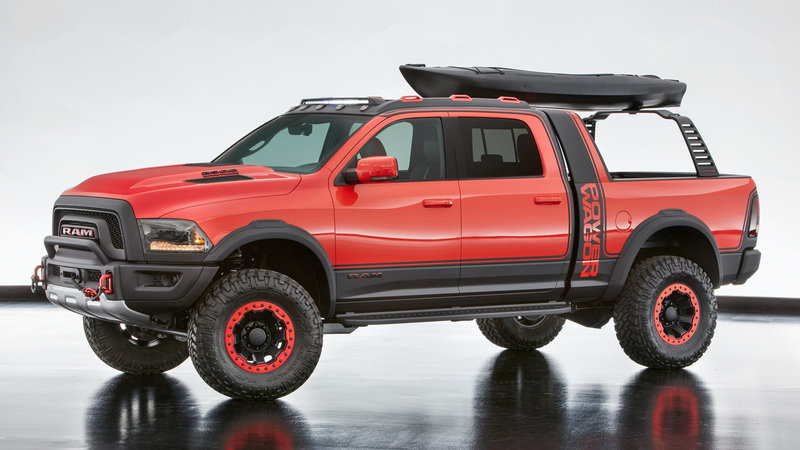 Cool 2016 Ram Macho Power Wagon  Picture 694198  Truck Review  Top Speed