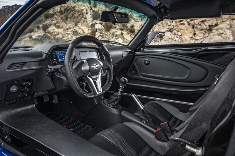 2017 Rezvani Beast Alpha High Resolution Interior - image 695962
