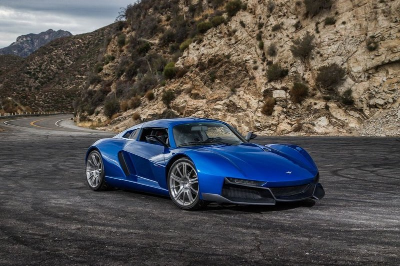 2017 Rezvani Beast Alpha High Resolution Exterior - image 695978