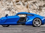 Rezvani Beast Alpha Wows LA With Its Sidewinder Doors - image 695981