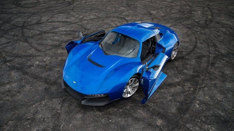 Rezvani Beast Alpha Wows LA With Its Sidewinder Doors - image 695983
