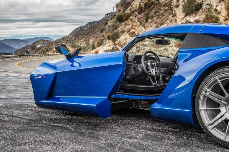 2017 Rezvani Beast Alpha High Resolution Exterior - image 695951