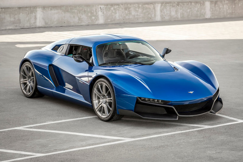2017 Rezvani Beast Alpha High Resolution Exterior - image 695953