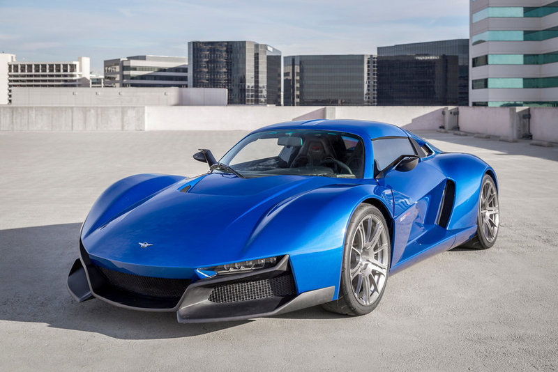2017 Rezvani Beast Alpha High Resolution Exterior - image 695954