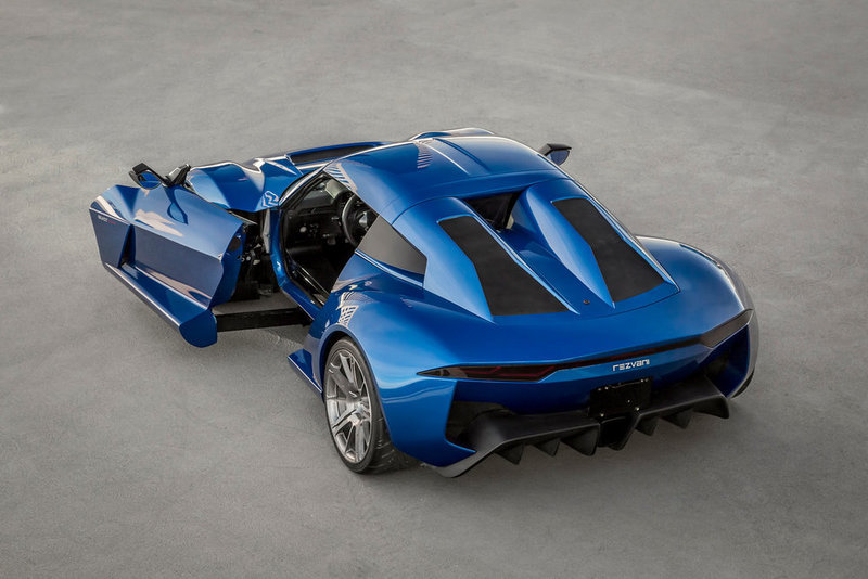 Rezvani Beast Alpha Wows LA With Its Sidewinder Doors High Resolution Exterior - image 695956