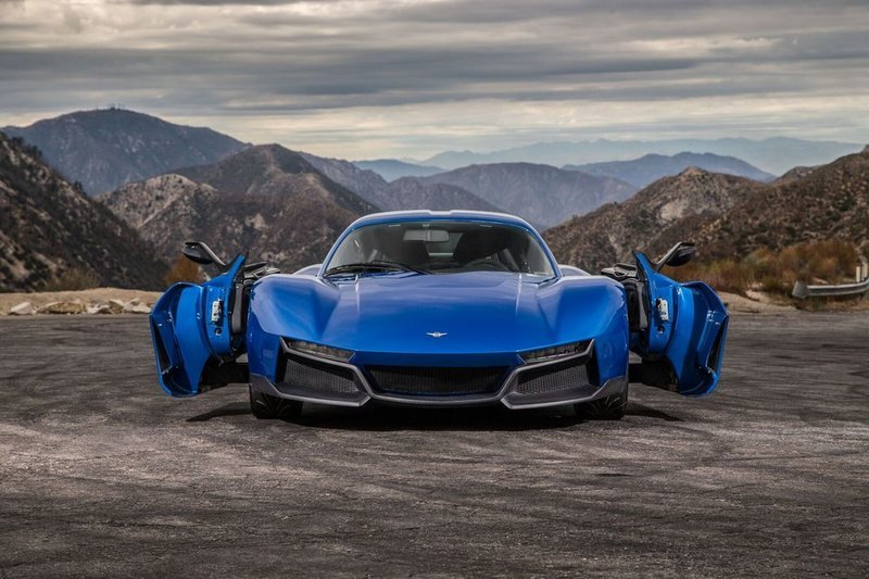 2017 Rezvani Beast Alpha High Resolution Exterior - image 695957