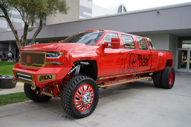 This Year's SEMA Show Had Some Crazy Builds on Display High Resolution Exterior AutoShow - image 694324