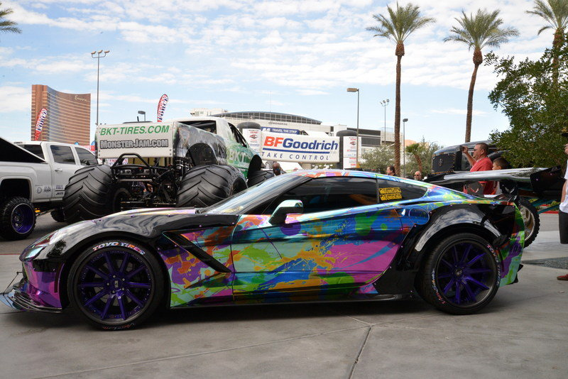 This Year's SEMA Show Had Some Crazy Builds on Display High Resolution Exterior AutoShow - image 694325
