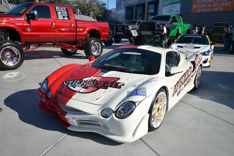 This Year's SEMA Show Had Some Crazy Builds on Display High Resolution Exterior AutoShow - image 694327