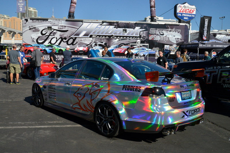 This Year's SEMA Show Had Some Crazy Builds on Display High Resolution Exterior AutoShow - image 694328