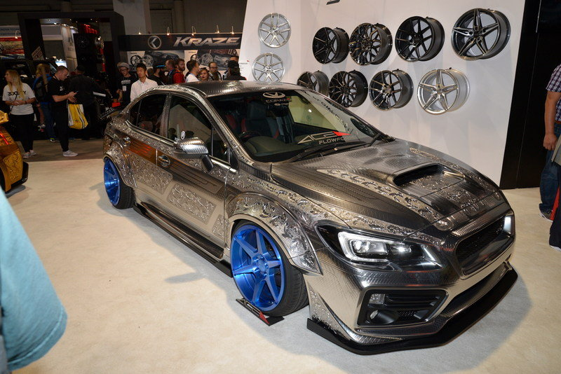 This Year's SEMA Show Had Some Crazy Builds on Display High Resolution Exterior AutoShow - image 694331