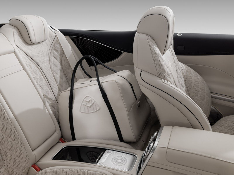 2018 Mercedes-Maybach S650 Cabriolet High Resolution Interior - image 695700