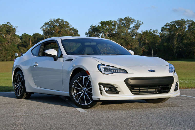 2017 Subaru BRZ - Driven High Resolution Exterior - image 694609