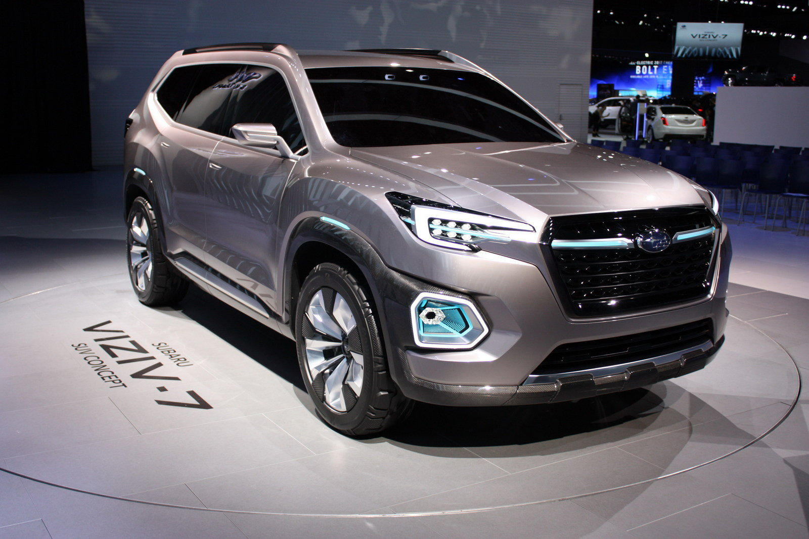 2017 subaru viziv 7 suv concept picture 696319 car review top speed. Black Bedroom Furniture Sets. Home Design Ideas