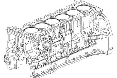 The Forgotten Inline Engine: GM's 4.2-liter Atlas I-6 - image 694565