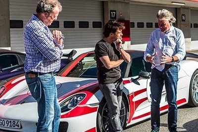 "The Grand Tour Generates ""Millions"" Of Subscriber Views, Earns Glowing Reviews"