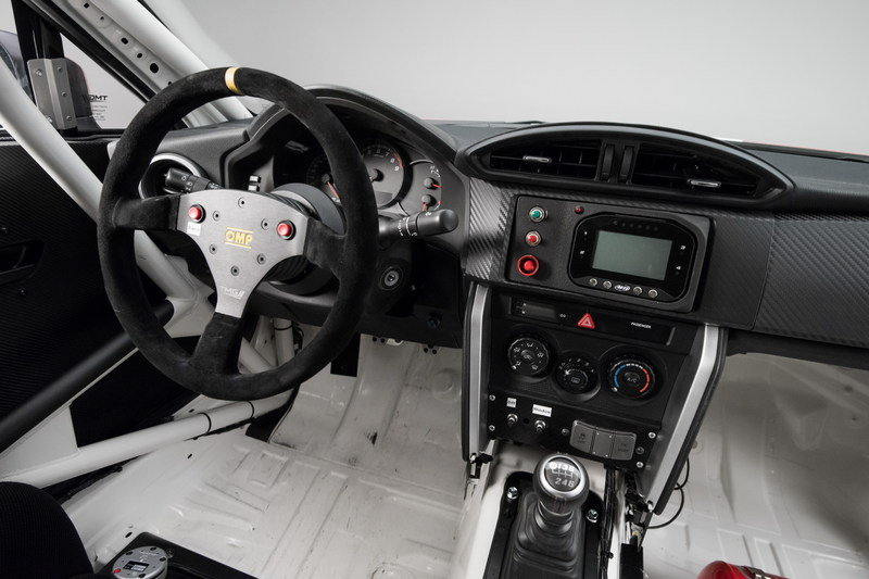 2017 Toyota Motorsport GT86 CS-Cup High Resolution Interior - image 694046