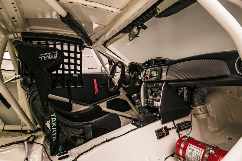2017 Toyota Motorsport GT86 CS-Cup High Resolution Interior - image 694047