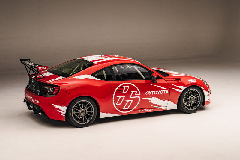 2017 Toyota Motorsport GT86 CS-Cup High Resolution Exterior - image 694037