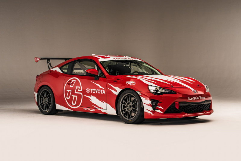 2017 Toyota Motorsport GT86 CS-Cup High Resolution Exterior - image 694044