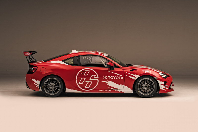 2017 Toyota Motorsport GT86 CS-Cup High Resolution Exterior - image 694036