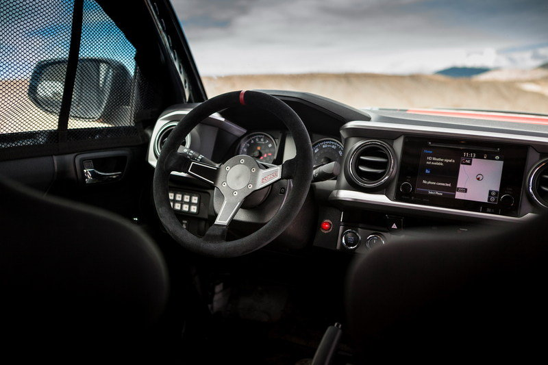 2016 Toyota Tacoma TRD Pro Race Truck High Resolution Interior - image 694059